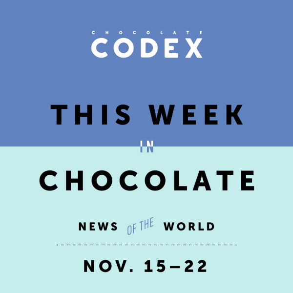 ChocolateCodex_ThisWeek_Chocolate_News_Week47