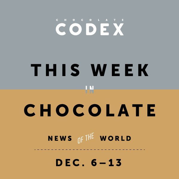 ChocolateCodex_ThisWeek_Chocolate_News_Week50